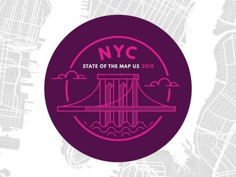 State of the map NYC 2015 | Conferences on the Arts | Scoop.it