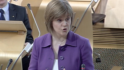 Sturgeon calls on Better Together to investigate £500K donation - stv.tv | YES for an Independent Scotland | Scoop.it