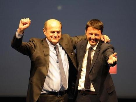 Bersani e Renzi alla conquista del Nord | Romy Beat - Writer&Screenwriter | Scoop.it
