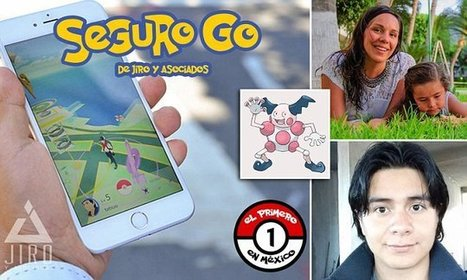 Introducing the world's first Pokemon Go insurance policy | Location Is Everywhere | Scoop.it