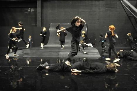 Boris Charmatz/Musée de la danse: Enfant, Sadler's Wells | Dance reviews, news & interviews | The Arts Desk | en tournée | Scoop.it