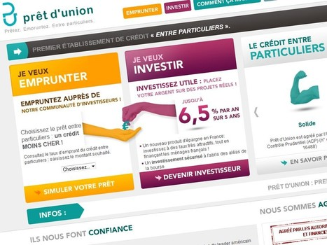 Et si on se prêtait de l'argent entre particuliers ? - Rue89 | Innovations sociales | Scoop.it