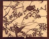 Japanese bird image | Year 4 Maths: Japanese Motifs | Scoop.it