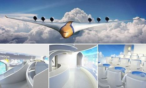 Is THIS what air travel will look like in 2050? | Start a Website | Scoop.it