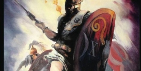 La Guerre des Gaules – livre I : Caius Julius Caesar | La Guerre des Gaules en BD | Scoop.it