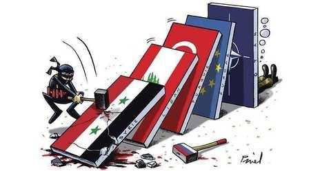L'Otan dans le piège de la crise syrienne | CLES DE L'ACTU. DEFENSE ( 2) | Scoop.it