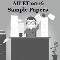 AILET 2016 Sample Paper   Education:Education and Career is life   Scoop.it