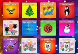 Spanish Christmas Vocabulary Activities from OnlineFreeSpanish » Spanish Playground | Preschool Spanish | Scoop.it