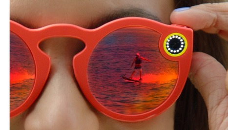 The hopes and headaches of Snapchat's glasses | MarketingHits | Scoop.it