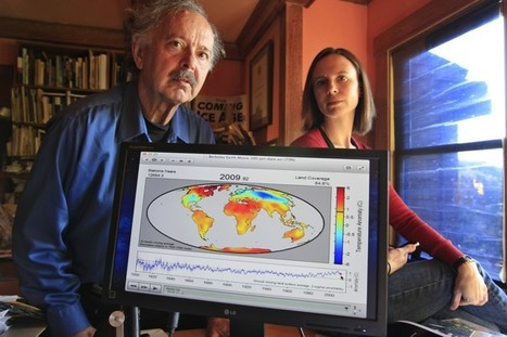 Skeptic's own study finds climate change real, but we should be critical | AP Human Geography Education | Scoop.it