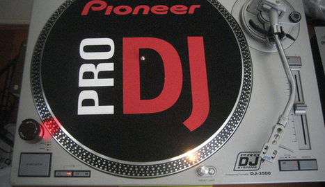 Is Pioneer Working On A New DJ Turntable? | DJing | Scoop.it