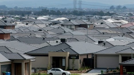 Melbourne outer suburbs: Government's new plan to tackle city fringe growing pains | Australian Property Buyer | Scoop.it