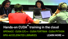 GPU Pro Tip: CUDA 7 Streams Simplify Concurrency | opencl, opengl, webcl, webgl | Scoop.it
