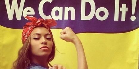 Beyoncé montre ses muscles | congestion maximum en musculation | Scoop.it