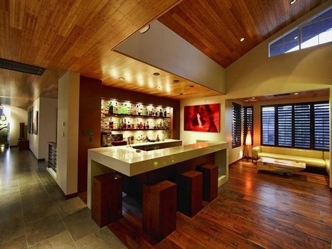 The Guide to Setting Up a Home Bar   Home Decoration Products & Ideas   Scoop.it