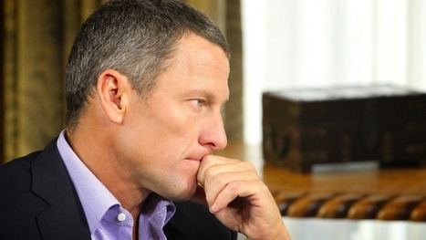 Tour de France 2014: Lance Armstrong and the shadow of doping - ITV News | Sports Ethics: Bailey, D | Scoop.it