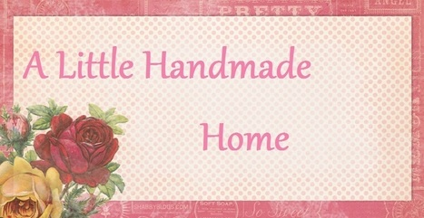 A Little Handmade Home Review - Jul 13 | MaterniCare | Scoop.it