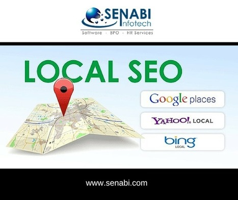What To Expect From Local SEO Agency London | SENABI Infotech Limited | Scoop.it