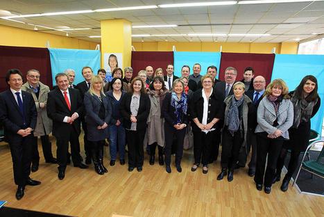 Municipales à Calais : la liste de Natacha Bouchart fait la part belle ... - La Voix du Nord   les élections municipales de Calais 2014   Scoop.it