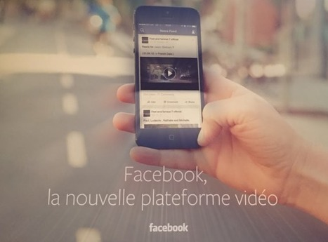 Facebook s'empare d'une énorme part de l'audience de YouTube | Facebook pour les entreprises | Scoop.it