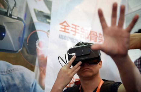 Zuckerberg reveals plan to go beyond virtual reality | cool stuff from research | Scoop.it