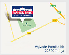 .:: FashionParkOutlet Inđija ::. | Fashion Park Outlet Center Indjija | Scoop.it