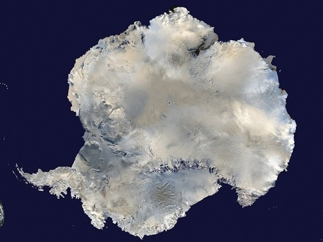 Antarctic Ice Sheet Less Stable than Assumed, Researchers Say - Nature World News | Heal the world | Scoop.it