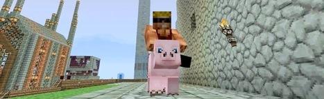 Duke Nukem débarque dans Minecraft   Korben   Vade RETROGames sans tanasse!   Scoop.it