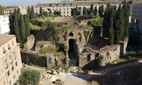 Augustus rules again as Rome acts to restore lost mausoleum - The Guardian | old kingdom | Scoop.it
