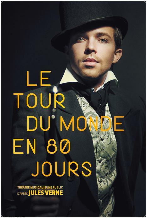 Metz : Le Tour du Monde en 80 jours façon opéra-Théâtre | Jules Verne News | Scoop.it