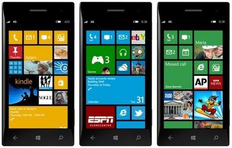 Windows Phone 8 nominated for UK Digital Design Award | Veille web-technologique | Scoop.it