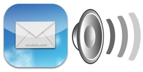 Have Your iPhone or iPad Read Emails To You & Speak to Write Back | Teaching English Today | Scoop.it