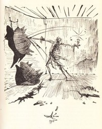 Salvador Dalí Illustrates Don Quixote | Brain Pickings | estudiantes de español | Scoop.it