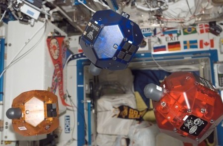 International Space Station's SPHERES robots to get new smarts | Robots and Robotics | Scoop.it