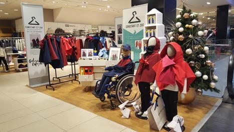 Des vêtements modernes et astucieux pour les personnes en situation de handicap  - Constant & Zoé | Handi cap'... ou pas cap'? | Scoop.it