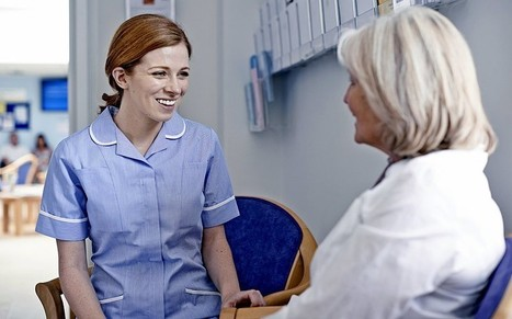 Nurses 'emotionally exhausted' by demand for compassion - Telegraph | CPD to share | Scoop.it