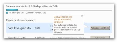 Skydrive: como Dropbox y Google Drive, pero de 25GB - Congreso TIC   Mundo TIC   Scoop.it