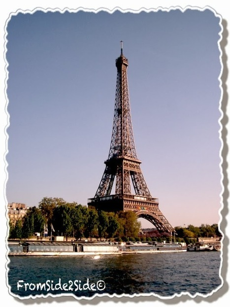 En France aussi, les ponts de Paris ! ~ From Side to Side : de la Baie de San Francisco au Kansas | En France aussi | Scoop.it