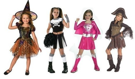 Hottest Costumes Trends for Halloween 2014 | Real Coupons, Real Savings! | Scoop.it