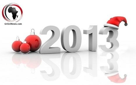 La rédaction vous présente ses Meilleurs vœux pour l'année 2013 | Actualités Afrique | Scoop.it