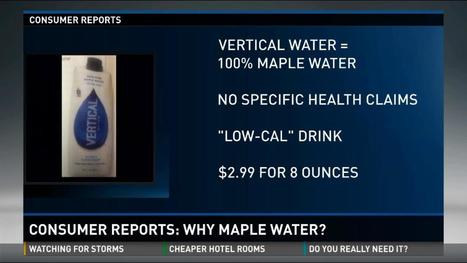 Should You Drink This? New Products & Consumer Concerns - WFMY News 2 | GMOs & FOOD, WATER & SOIL MATTERS | Scoop.it