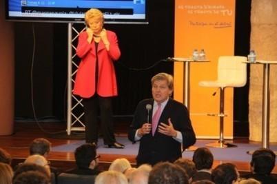 Assistents a la conferència de Reding a Barcelona signen la Declaració de la Pedrera | independència | Scoop.it