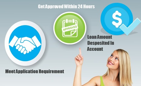 Get 3 Step Money With Easy Online Application Same Day | Long Term Payday Loans Within 1 Minute | Scoop.it