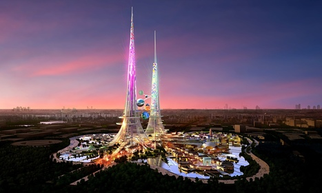UK firm plans world's tallest towers in Wuhan | Geography is my World | Scoop.it