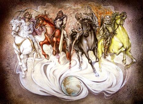 Etudes et symboles bibliques: Les quatre cavaliers de l'Apocalypse | J'écris mon premier roman | Scoop.it