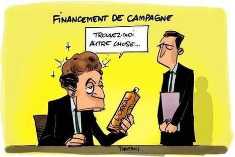 Financement de campagne | Baie d'humour | Scoop.it