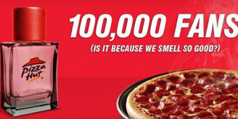 « Eau de Pizza » par Pizza Hut | Sensory Marketing | Scoop.it
