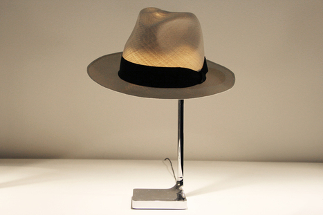 philippe starck: chapeau light for flos | Furniture and Interiors | Scoop.it