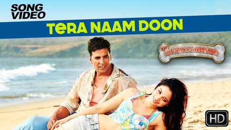 Its Entertainment Tera Naam Doon HD Video Promo Song | Bollywood Movies HD Video Songs | Scoop.it