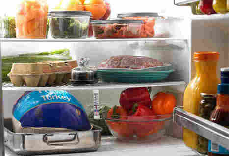 Don't Toss That Sour Milk! And Other Tips To Cut Kitchen Food Waste : The Salt : NPR | Nutrition Today | Scoop.it